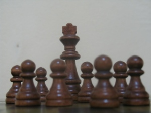 A prática do xadrez melhora a concentração. Foto: Naldo Gomes