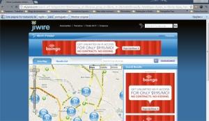O JiWire tem como parceiros o Yahoo, o Google e a Sony, dentre outros