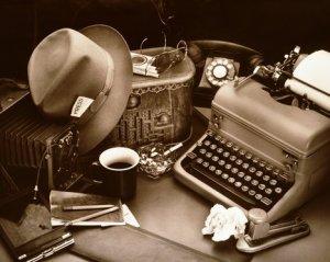 """A lauda é uma unidade de medida que surgiu com tecnologias do passado. Mas com a inclusão dos computadores nas redações, as coisas estão mudando e a nova medida é o """"caracter com espaço"""". Foto: cenaaberta10.blogspot.com"""